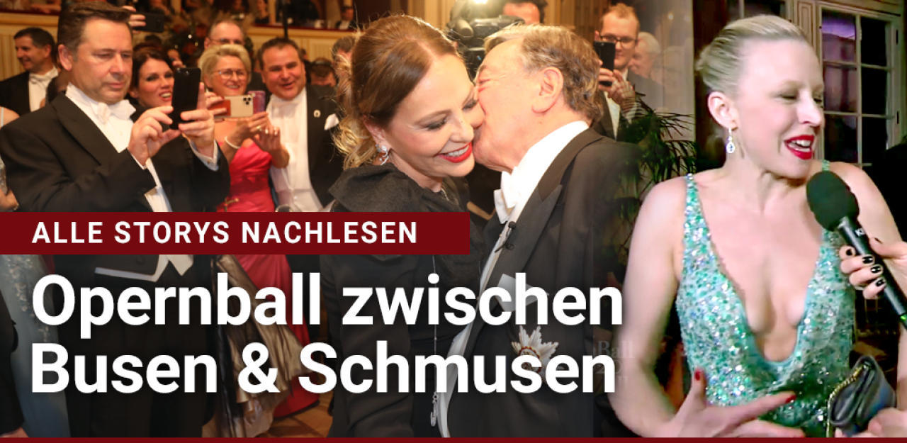 Opernball 2020 LIVE: Alle Fotos, Storys, Videos