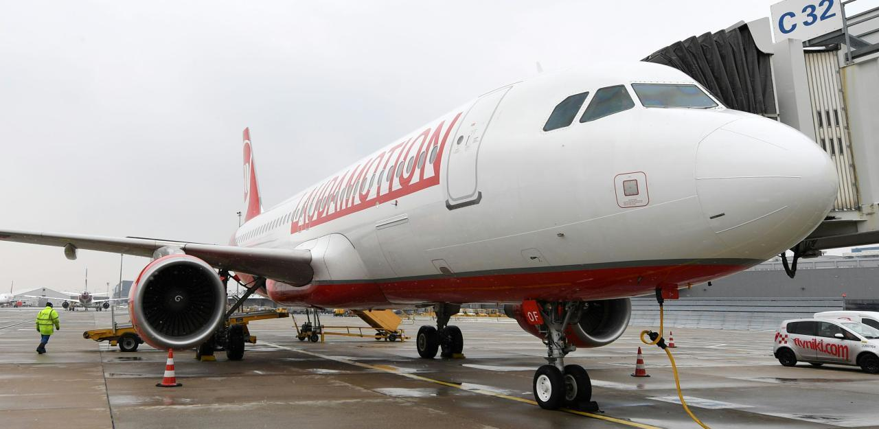 Online Check In Laudamotion
